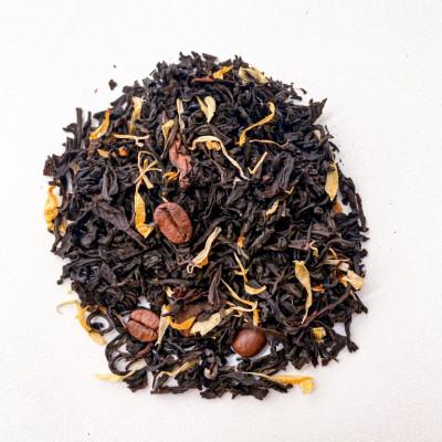 """Черный чай """"Апельсин в шоколаде"""""""