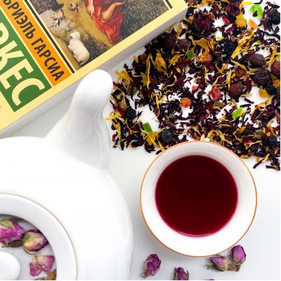 """Фруктовый чай """"Арбузный Пунш"""""""