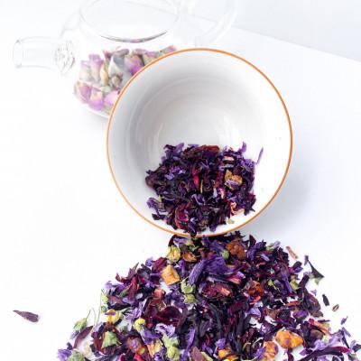 """Фруктовый чай """"Баунти-рафаелло"""""""