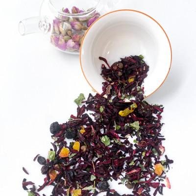 """Фруктовый чай """"Красный барбарис"""""""