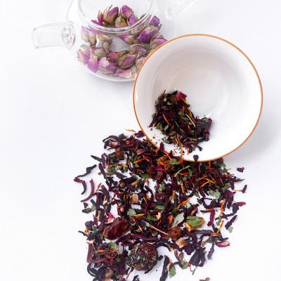 """Фруктовый чай """"Клюквенный морс"""""""