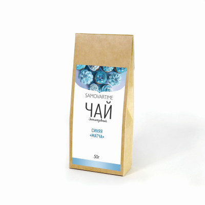 """Чай Синяя """"Матча"""""""