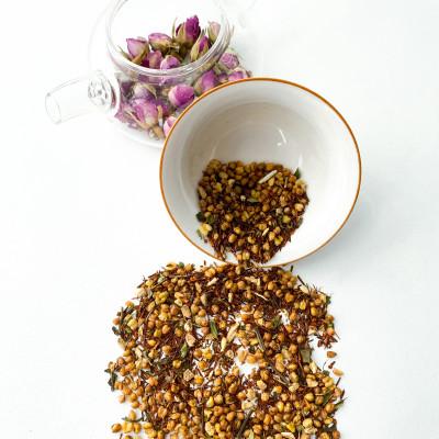 """Гречишный чай """"Африканский урожай"""""""